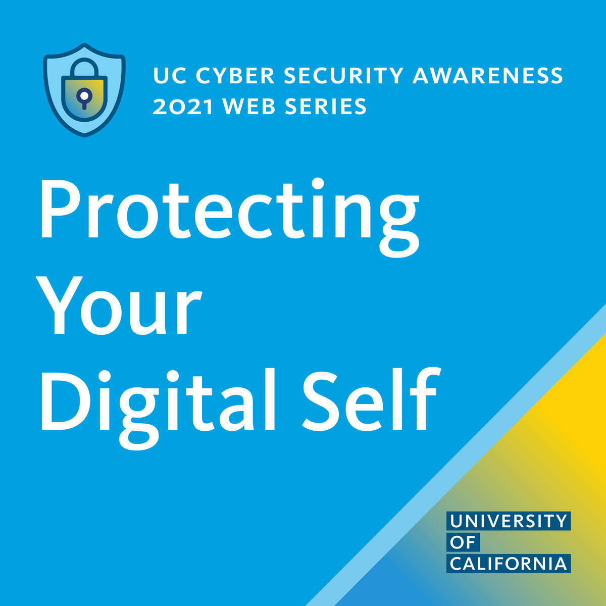 Protecting your digital self logo