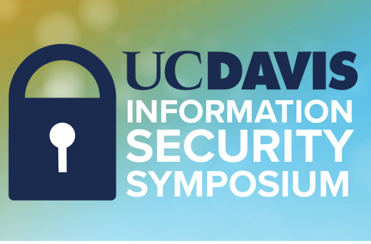 UC Davis Security Conference Logo