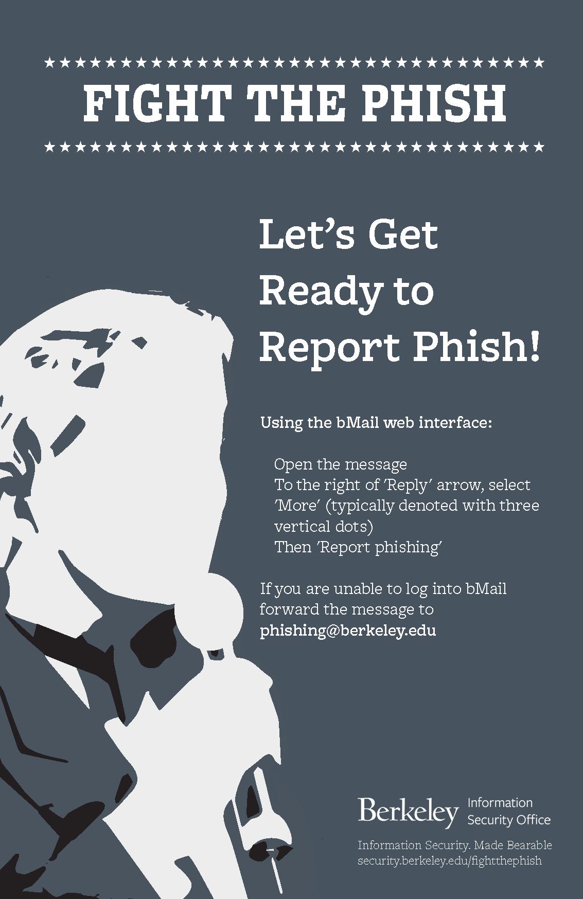 Report phish