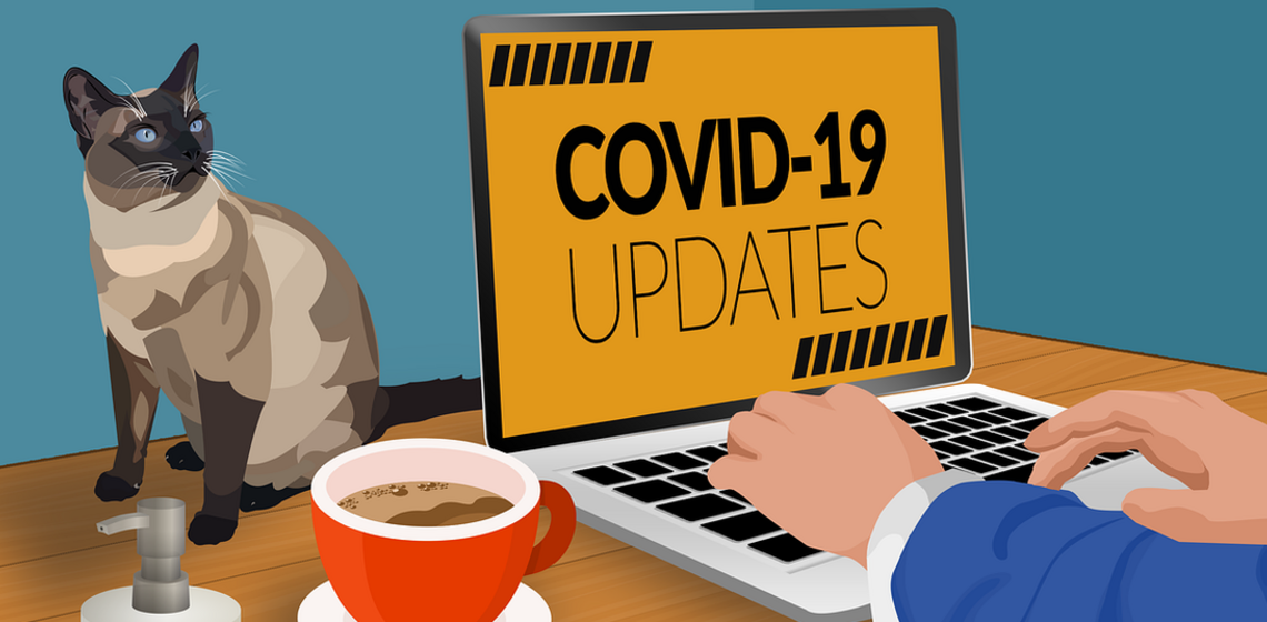 A place for COVID-19/cybersecurity related info