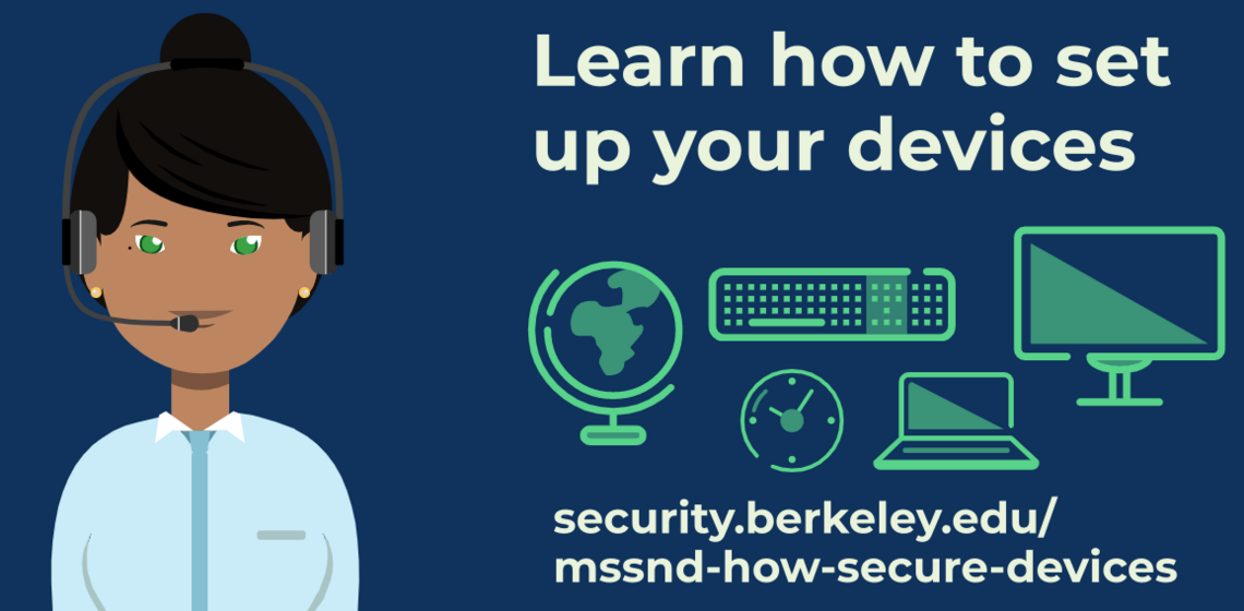 how to secure your devices