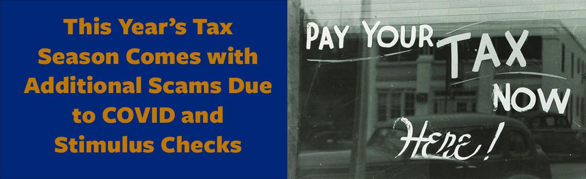 Tax Season header