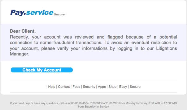 Pay.service sceenshot