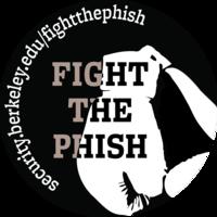 Fight the Phish Sticker